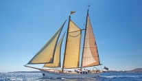 Classic Sailing Yacht SILVER SPRAY